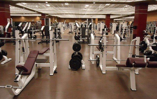 segítség gym terem