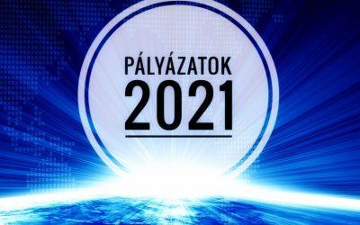 Pályázatok 2021